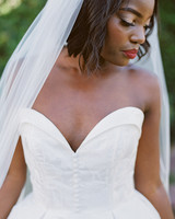 wedding dresses with buttons up sweetheart bodice