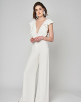 6d5245732 71 Chic Wedding Suits for Brides | Martha Stewart Weddings