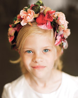 Millinery Flower Crown