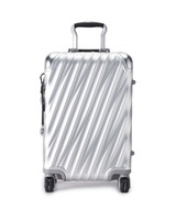 aluminum anniversary carry on luggage