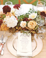 Bon Autumn Table Setting