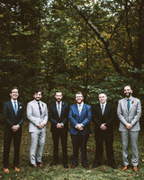 angie reed wedding groomsmen