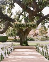 ashlie adam alpert wedding ceremony tree