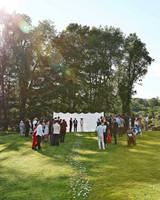 avril quy wedding new york ceremony outdoors
