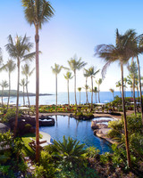 best beach honeymoons four seasons lanai
