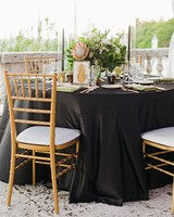 brette patrick wedding table setting