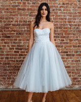 davids bridal fall 2018 wedding dress