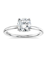 engagement ring settings prong diamonds jewelry