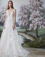 Gala by Galia Lahav A-line wedding dress fall 2019