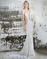Gala by Galia Lahav cutout wedding dress fall 2019