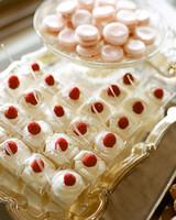 ivana nevin wedding desserts