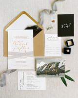 jamie jon wedding invitation