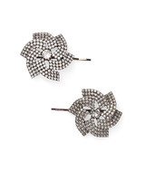 jennifer behr metallic hair clips