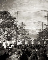joyann jeremy wedding dinner tent