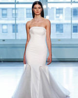 justin alexander wedding dress spring 2019 strapless mermaid