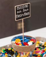 kids entertainment ideas building blocks basket