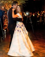 kori paul wedding dancing with bride