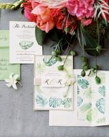 wedding invite stationery