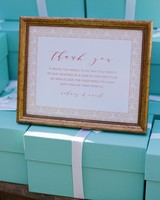 wedding favors in boxes