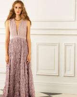 maria korovilas wedding dress spring 2017 v neck rose long