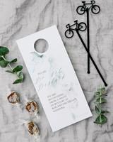 michelle robert wedding do not disturb