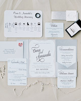 wedding invitations and stationery - Modern Wedding Invites