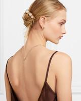 Three Gold-Tone Faux Pearl Hair Pins