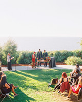 rob franco wedding ceremony