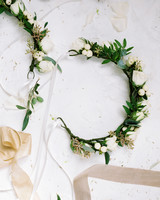 sophie christopher wedding flower crowns