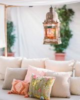 Stained-Glass Lantern decor