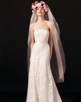 temperley strapless floral wedding dress spring 2018