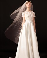 temperley sleeve lace wedding dress spring 2018