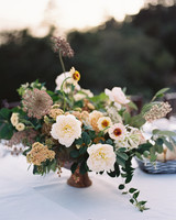 Thanksgiving Centerpiece Blooms