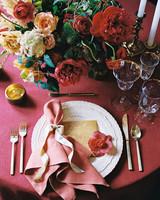 the nouveau romantics thanksgiving table