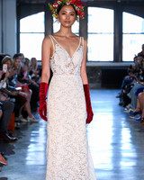 willowby watters wedding dress spring 2019 lace sheath sheer straps
