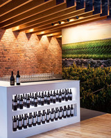estates wine room