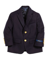 ring bearer black jacket