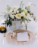 winter wedding centerpieces natalie bray