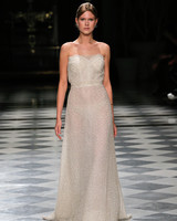 yolancris strapless beaded a-line wedding dress spring 2018