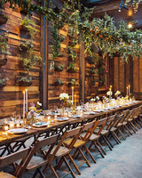 ali mark wedding new york tablescape