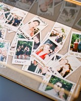 Instant Wedding Photographs of Guests