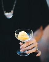 citrus frozen ice