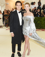 Cole Sprouse and Lili Reinhart Met Gala 2018