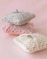 diy-winter-wedding-ideas-knit-ring-pillow-1114. & Ring Bearer Pillow Ideas You Can Make on Your Own   Martha Stewart ... pillowsntoast.com