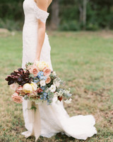 fall wedding bouquets brittany jean photo