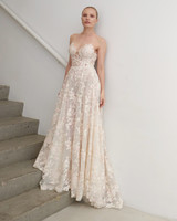 francesca miranda wedding dress spring 2019 lace sheath sweetheart
