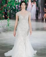 Galia Lahav Cap Sleeve Wedding Dress Fall 2018