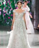 Galia Lahav Floral Ball Gown Wedding Dress Fall 2018