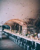 wedding long table
