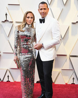 jennifer lopez and alex rodriguez oscars 2019